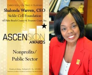 1 Shalonda Warren