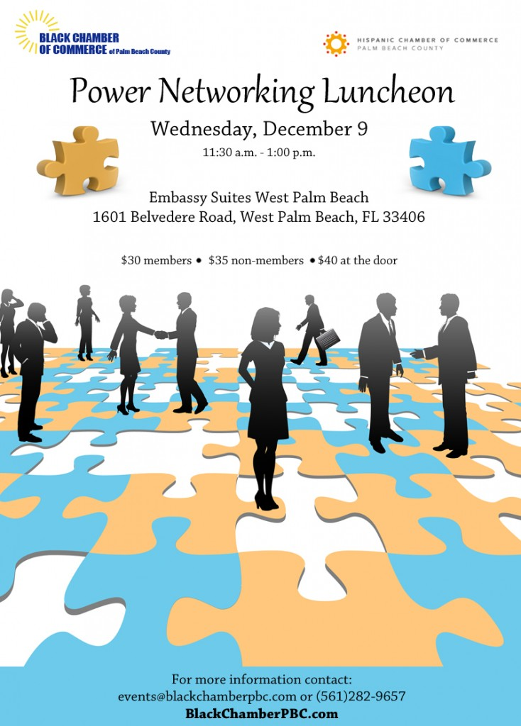 Power Networking Luncheon @ Embassy Suites West Palm Beach | West Palm Beach | Florida | United States