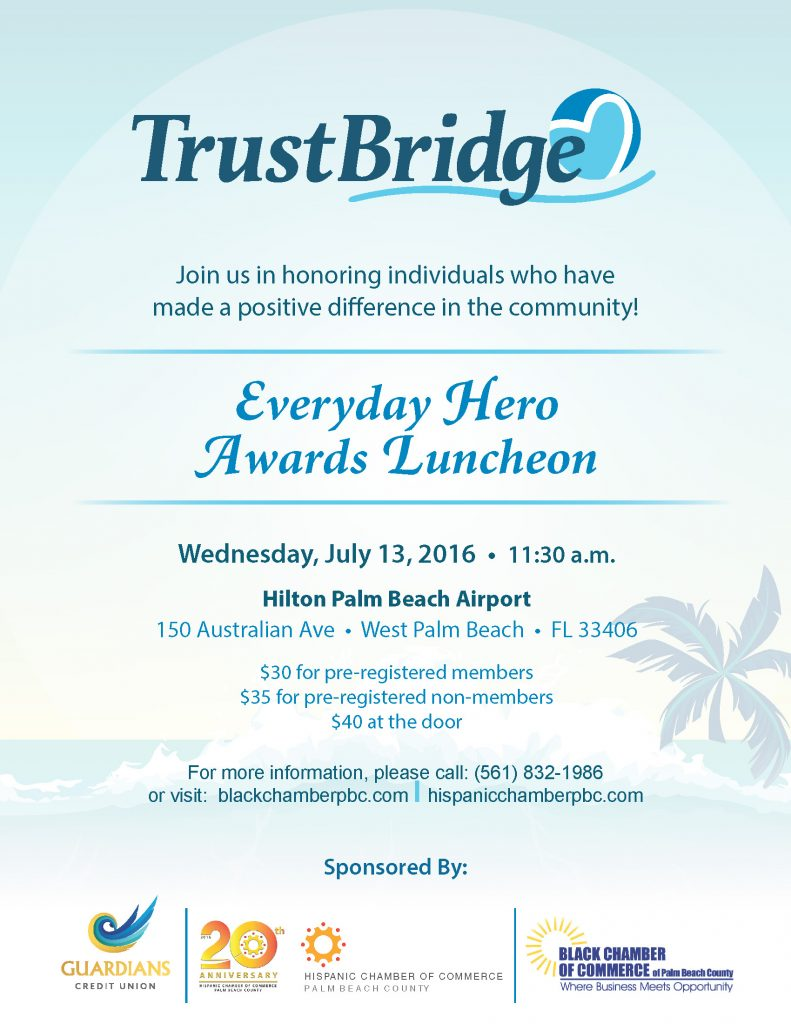 Every Day Hero Award @ Hilton Palm Beach Airport | West Palm Beach | Florida | United States
